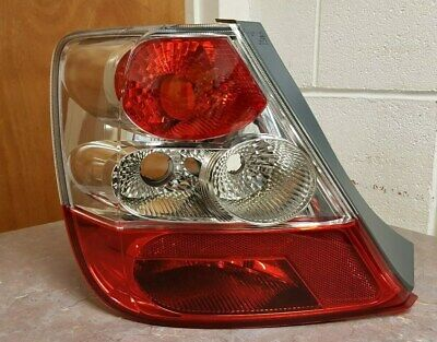 Genuine Honda Civic 3dr Type R EP3 LH Rear Light Unit UK (2004 To 2005 Only)