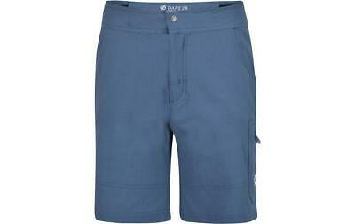 Dare2b Reprise Shorts Meteor Grey Children Aged 5-6 Years Height 117cm Free P&P