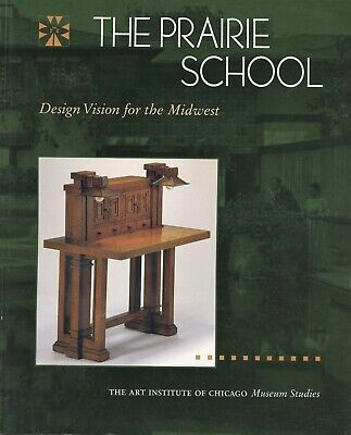 Prairie School Furniture Design – Wright Sullivan Holst Maher…/ Scarce Book