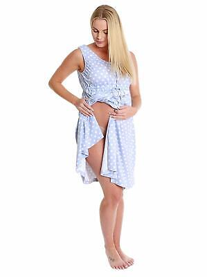 98f45aa899519 Baby Be Mine 3 in 1 Labor/Delivery/Nursing Hospital Gown Maternity, Hospital