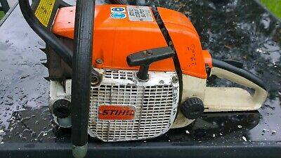 STIHL 038 AV SUPER CHAINSAW. Power unit only. No bar included.