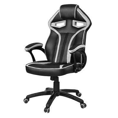 Office Chair Executive Racing Gaming Swivel Sport Chairs Adjustable Seat Height