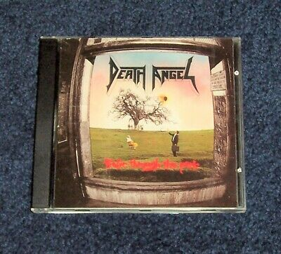 Death Angel - Frolic Through the Park CD thrash laaz rockit Enigma 1988 RARE HTF