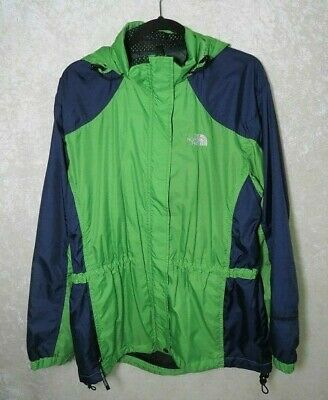 f5434219d THE NORTH FACE Hydrenaline Hooded Full Zip Stowable Windbreaker ...