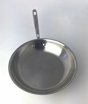 "Emeril All-Clad 10"" Stainless Steel Skillet- Copper Core Ring Frying Pan"