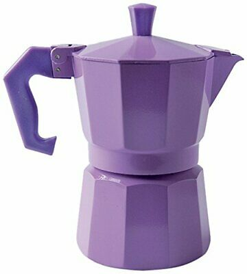 EXCELSA CHICCO-COLOR LILAS 3 TASSES À CAFÉ (e67)