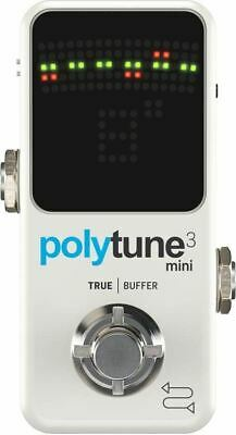 TC Electronic PolyTune 3 Mini Polyphonic Tuning Pedal