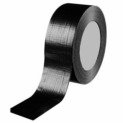 Strong Waterproof Black Highly adhesive Heavy Duty Gaffer Cloth Duct Ta GZO