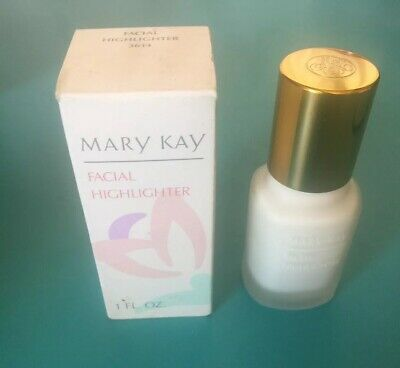Vintage/Retired Mary Kay 1 FL. OZ. Facial Highlighter #3614 Rare New Old Stock