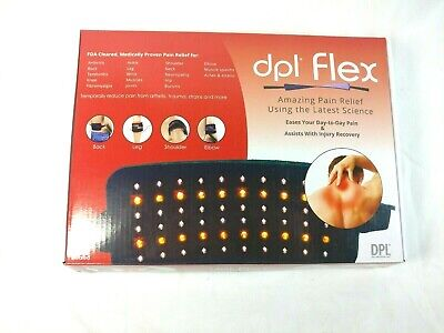 DPL II Flex Pad LED Light Therapy Pad Pain Relief System Wrap