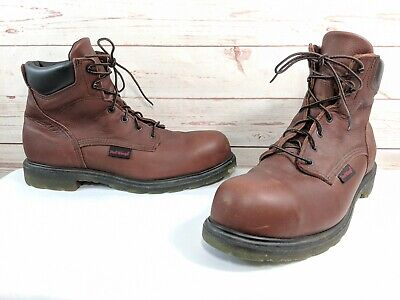 d29f4a60420 RED WING SAFETY Toe Work Boots 2406 - $51.00 | PicClick