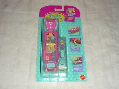 Vntg 1995 Bluebird Polly Pocket Pool Party On The Go Playset New & Sealed Moc