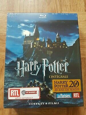 Harry Potter Complete Collection - 8 Filme - (Blu-ray) - Neu
