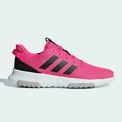 New Youth Girl Adidas Cloudfoam Racer TR Trail Running Shoes Cushioned Sneakers