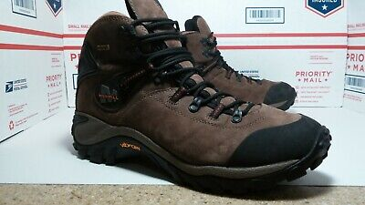8573cc2c915 AWESOME MERRELL PHASER Peak Waterproof Hiking Boots Mens Sz 11.5 - Fast  Ship -