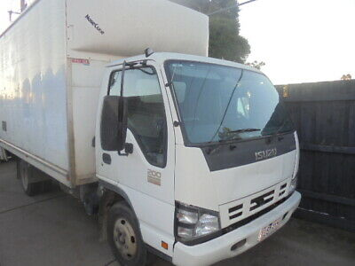 Isuzu NPR 200 Medium Pantech Truck - 2006 model ,