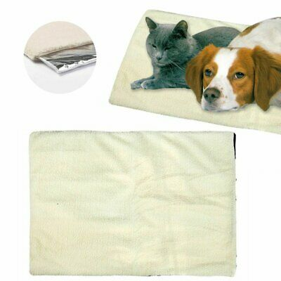 Self-Heating Dog Bed Comfortable Pet Bed Heated Pad Warming Mat Dogs Cats HI