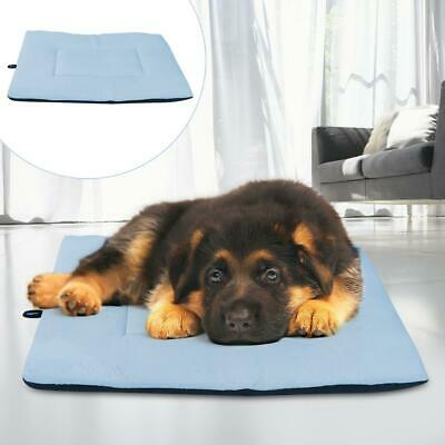 Pet Cooling Pad Non-Toxic Cool Gel Mat Puppy Bed Dog Cat Summer Mattress Multi