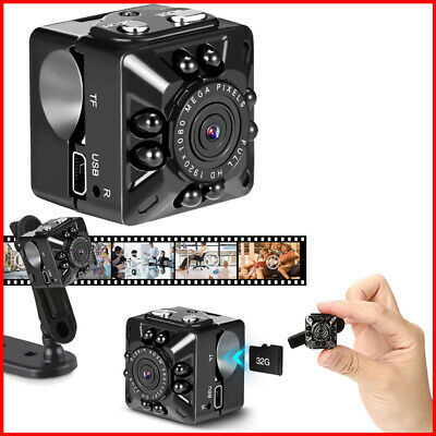 COP CAM Security Camera HD 1080 Motion Detection Night Vision Recorder MAX 32G
