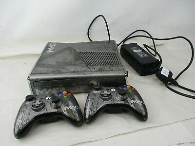 LIMITED EDITION CALL of Duty MW3 Xbox 360 S Games Console