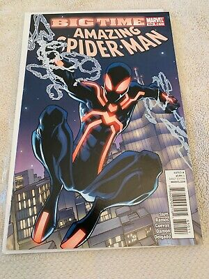 Amazing Spider-Man #650 (Feb, 2011) 1st App Stealth Suit! Far From Home!