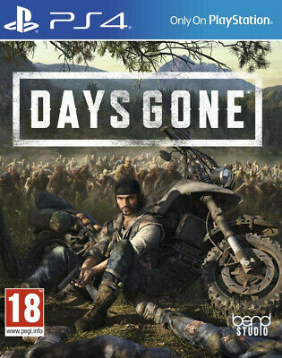 Days Gone 📥 PS4 (Digital Download) ⚡Fast Delivery⚡