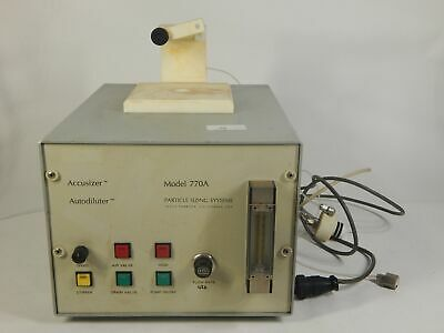 Particle Sizing Systems Accusizer Autodiluter 770A
