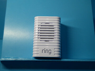 Ring Chime Audio Room Extender White Grade B (636022)