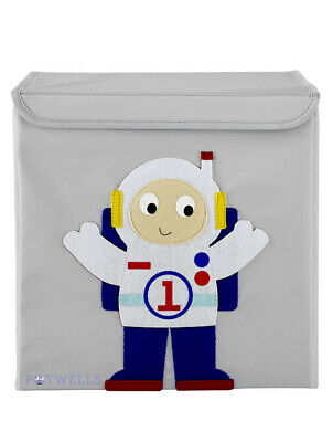 Space Astronaut Storage Box