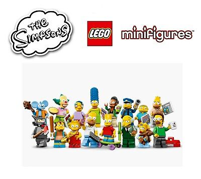 Pick your own! 🍩 LEGO The Simpsons Collectible Minifigures 71005