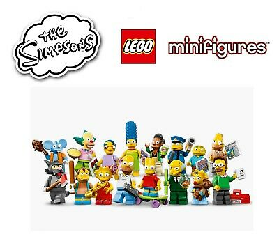 Pick your own Minifigure 🍩 LEGO 71005 The Simpsons Collectible Minifigures