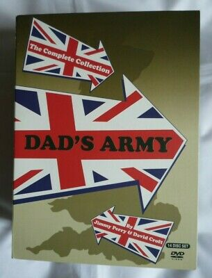 Dad's Army - Complete Collection Series 1-9 + Specials DVD    Very Good
