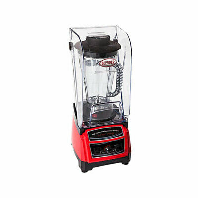 3.8 ltr Commercial Heavy Duty Bar Blender With Sound Cage