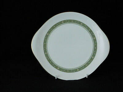 ROYAL DOULTON RONDELAY CAKE/SANDWICH PLATE NEVER USED 1st QUALITY ~ FREE UK P&P