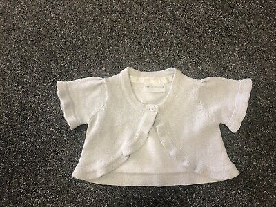 Baby Girl Baby Boutique Cardigan 0-3 Months