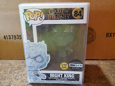 Funko Pop! Game of Thrones Glow Crystal Night King HBO Exclusive Order Confirmed