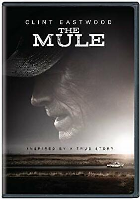 The Mule (DVD, 2019) Brand New ! Fast Free Ship!