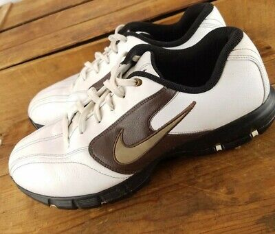 NIKE AIR Golf Shoes Men's Performance Traction Contact  #317625-122 Size 8.5 W