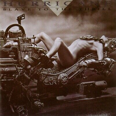 Hurricane - Slave To The Thrill - Reissue (CD Jewel Case)