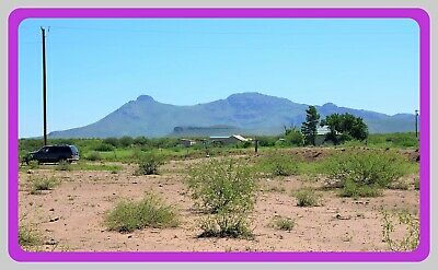 Gorgeous Southern Arizona Land~Corner Lot~Power~Killer Views~Actual Pics!
