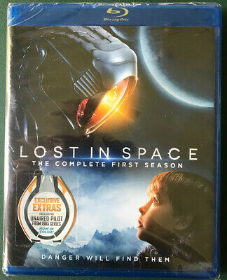 Lost in Space, Complete First Season One, 2018 (3 Blu-rays) SEALED Ohio seller 1