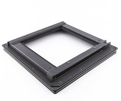 "Sinar 5x7"" to 4x5"" reducing back, format conversion adapter for P, P2, F, F2 etc"