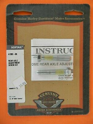DS STEERING STEM Bearing Adjustment Jam Nut Zinc Harley