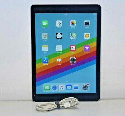 Apple iPad Air 2nd Generation 64GB, Wi-Fi, 9.7in A1566 - Space Gray