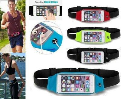 Sports Accessories Running Gym Waist Waterproof Mobile Phone Holder Jogging Belt