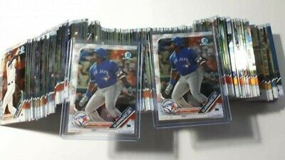 2019 Topps Bowman Chrome Prospects You Pick UPick From List Lot BCP1-BCP150