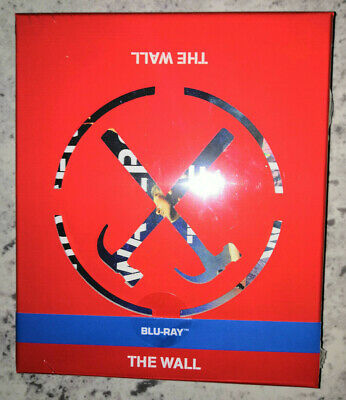 Roger Waters the Wall - Special DigiBook LIMITED Edition Blu Ray Sigillato