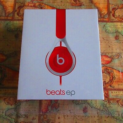 🍎~APPLE WARRANTY~Beats by Dr. Dre Beats EP Headband Headphones - Red