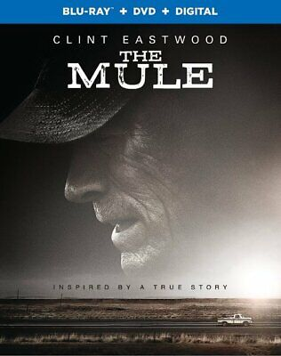 THE MULE (DVD, 2019) DVD ONLY From The Blu-Ray/DVD Combo Pack