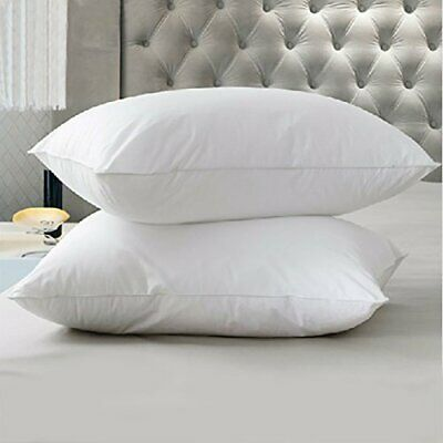 "65cm 26"" Square Euro Continental Deluxe Bounce Back Microfibre Pillows"